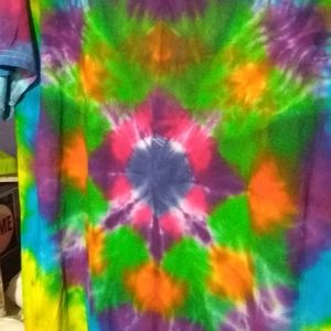 Tie Dyed T shirts all sizes